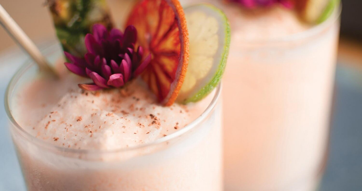 The Perfect Purée of Napa Valley Summer Cocktails, featured image