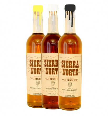 Caballeros Inc. Releases Sierra Norte Native Corn Whiskey, featured image