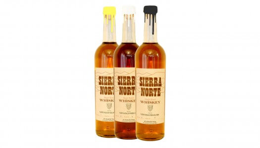 Caballeros Inc. Releases Sierra Norte Native Corn Whiskey