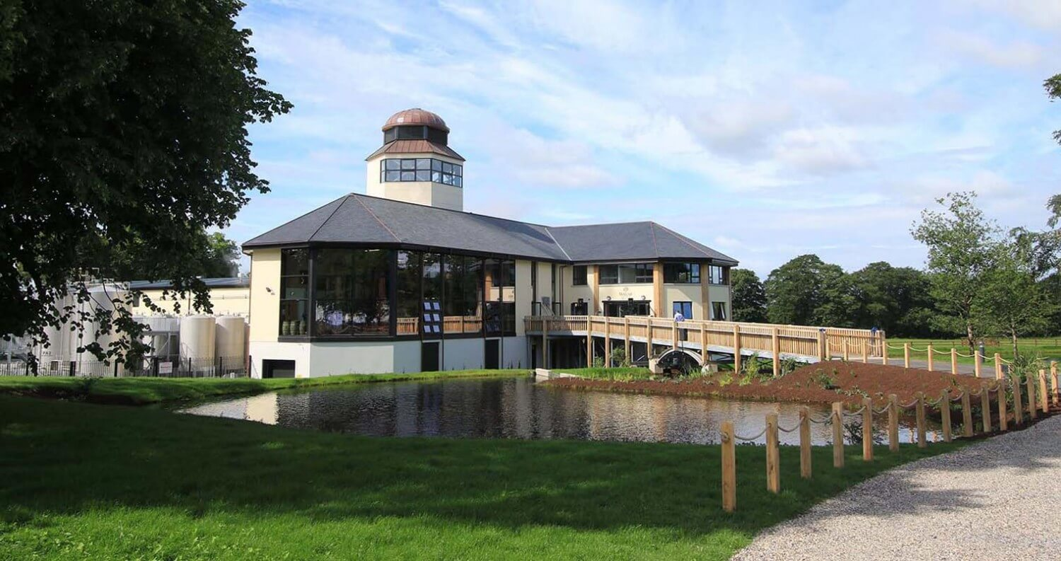 Walsh Whiskey Distillery Opens at Royal Oak, County Carlow, featured image