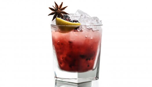 Chilled Drink of the Week: Wild Forest Blackberry
