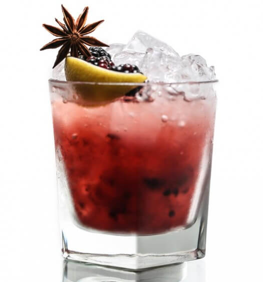 Chilled Drink of the Week: Caorunn Gin Wild Forest Blackberry