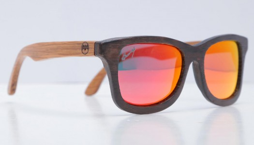 BACARDÍ Crafts Wooden Sunglasses Made From Recycled Oak Rum Barrels