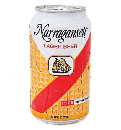 Crush it Like Quint with Narragansett Beer, featured image
