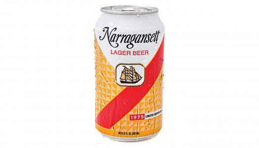 Crush it Like Quint with Narragansett Beer