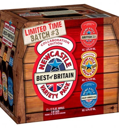 Newcastle Introduces Caley Amber Ale, featured image