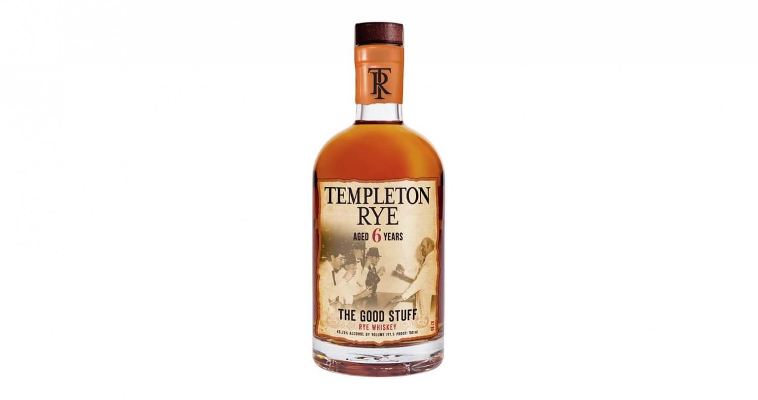 Templeton Rye 6 Year Old Debuts, featured image