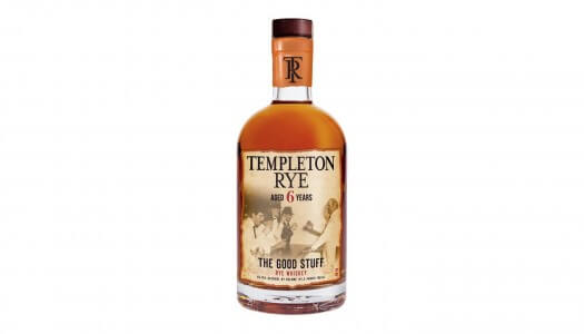 Templeton Rye 6 Year Old Debuts