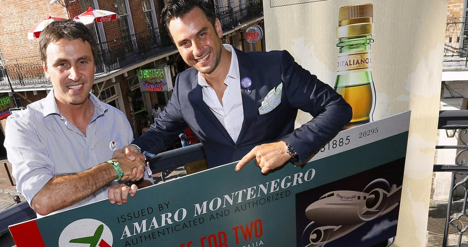 Amaro Montenegro Crowns 'Montenegro a Colazione' as its 2016 Signature Cocktail, featured image