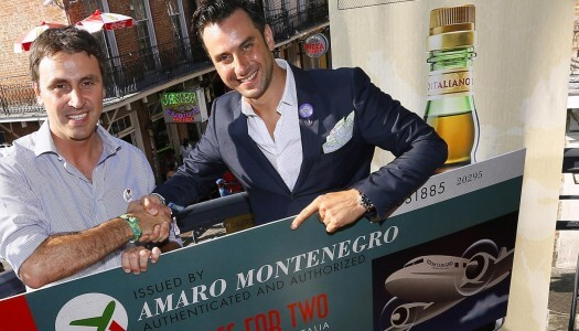 Amaro Montenegro Crowns 'Montenegro a Colazione' as its 2016 Signature Cocktail