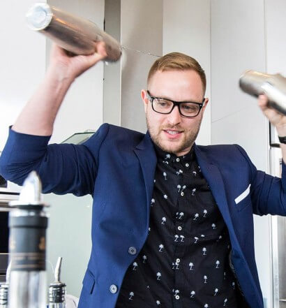 Nathaniel Smith Wins Copper & Kings MIXT&PE Cocktail Competition, featured image