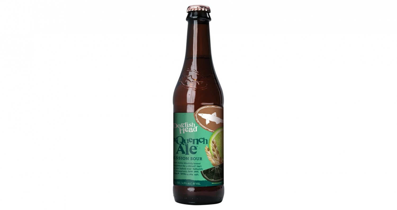 Dogfish Head Releases SeaQuench Ale, featured image