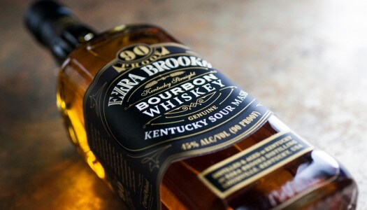 Ezra Brooks Launches Bourbon Cream and Updates Packaging