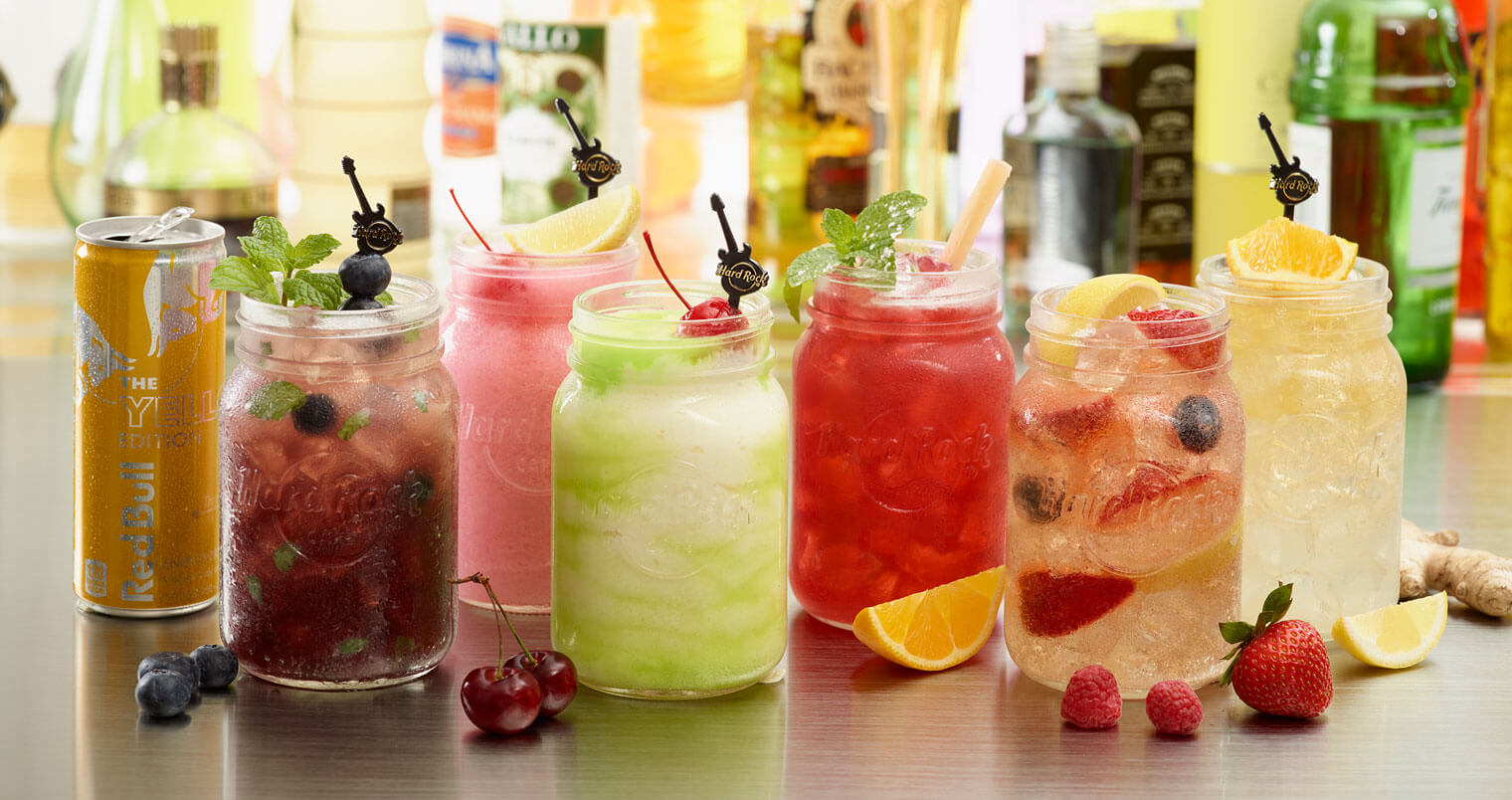 Summertime Mason Jar Cocktails from Hard Rock Cafe, featured image