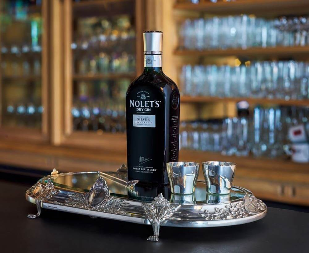 Mixing With Nolet's Silver Gin
