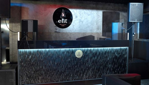 elit Vodka and Ushuaïa Ibiza Beach Hotel Open Private Club, 'THE elit Backstage'