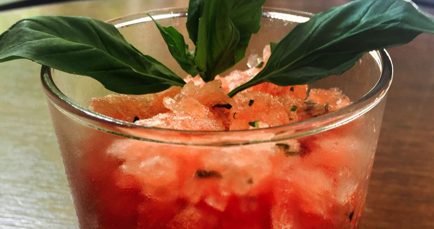 Must Mix: Semi-Frozen Watermelon Margarita Granita, featured image