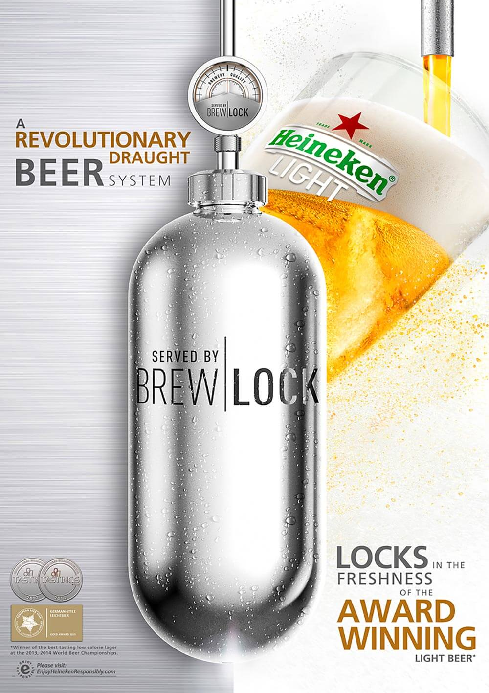 Heineken Light and Strongbow Hard Apple Cider Now Available on ...