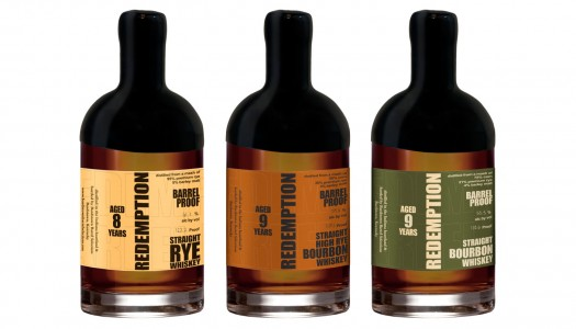 Redemption Whiskey Debuts Aged Barrel Proof Collection