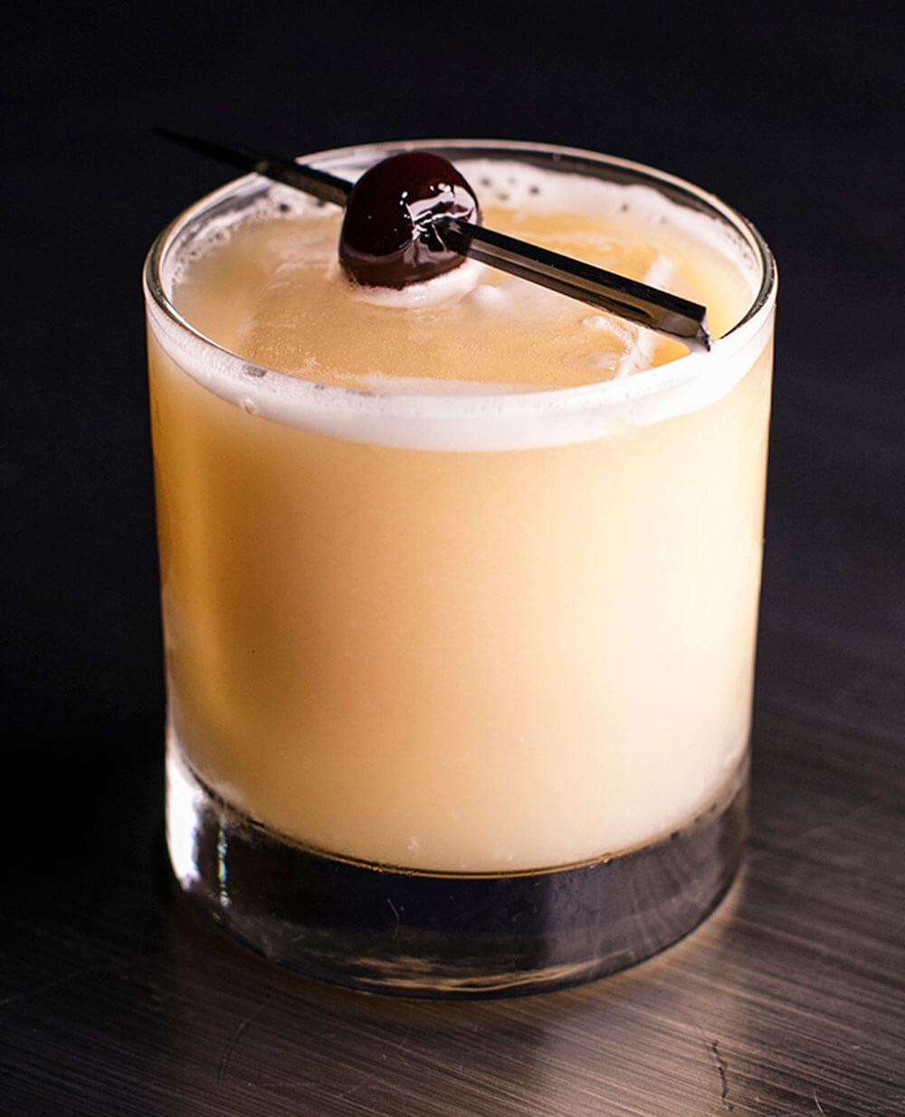 Brown Butter Whiskey Sour