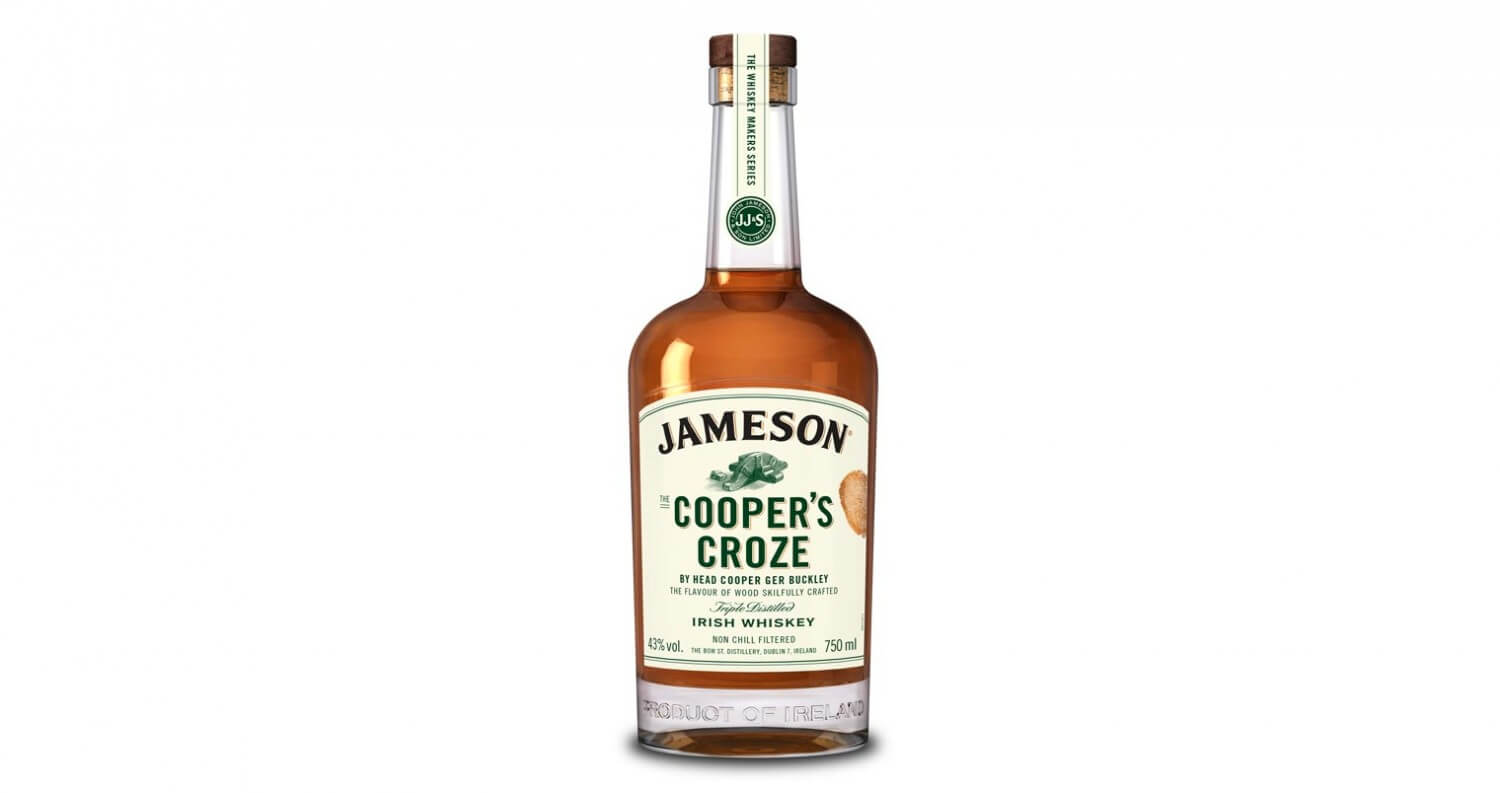 Jameson Irish Whiskey Releases 'The Cooper's Croze', featured image