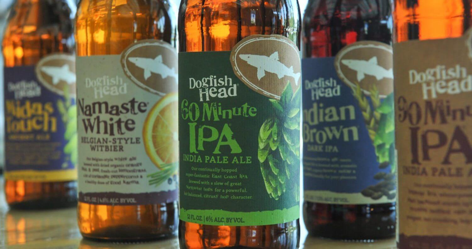 Dogfish Head Brewery Announces New Packaging Design, featured image