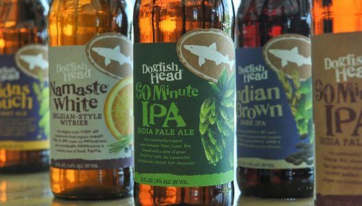 Dogfish Head Brewery Announces New Packaging Design