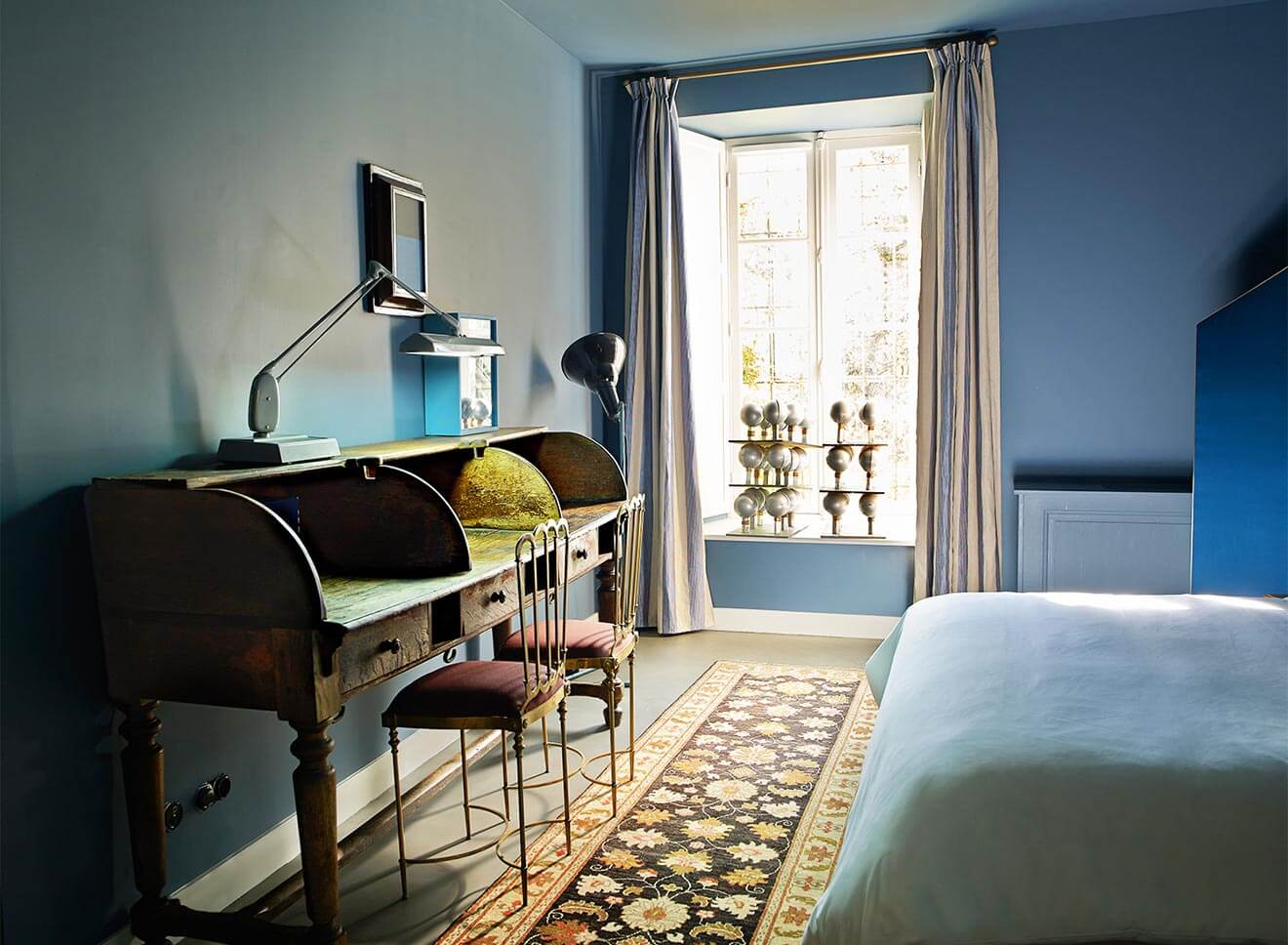 Le Logis The Home of GREY GOOSE, Bedroom