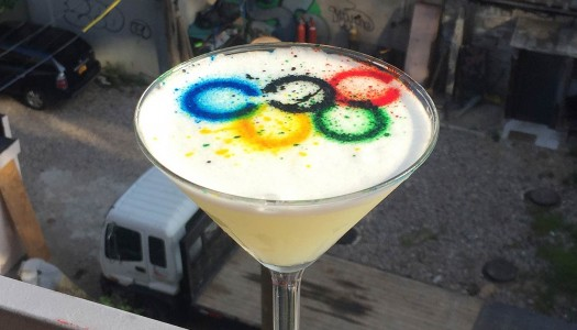 Must Mix: Olympic Cocktail by Chilled 100 Member Rael Petit, NYC