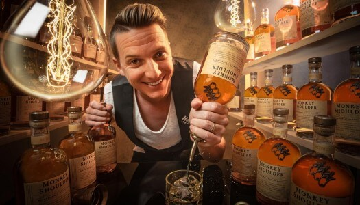 Monkey Shoulder Announces Sebastien Derbomez as U.S. Brand Ambassador