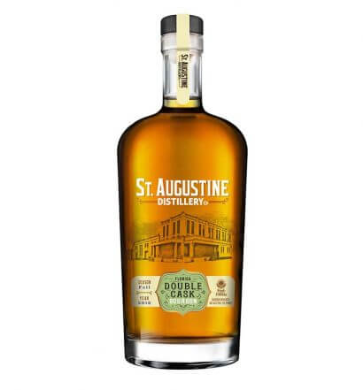 St. Augustine Distillery Releases First Bourbon Made in Florida, featured image