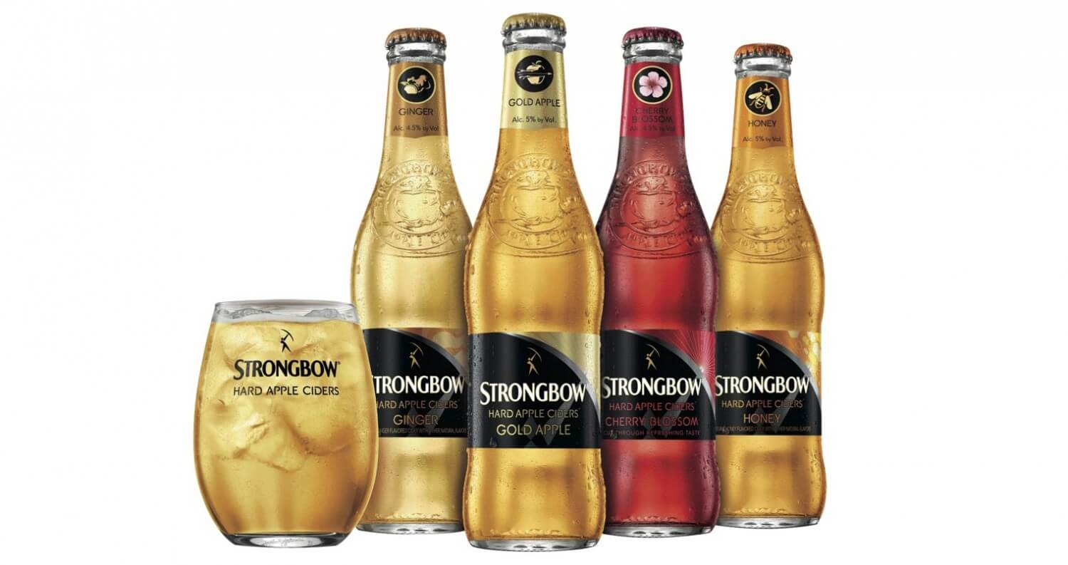 Strongbow Hard Apple Cider Invites Consumers To Find Their Fall Flavor, featured image
