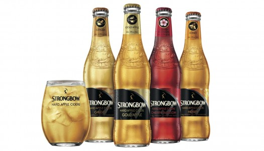 Strongbow Hard Apple Cider Invites Consumers To Find Their Fall Flavor