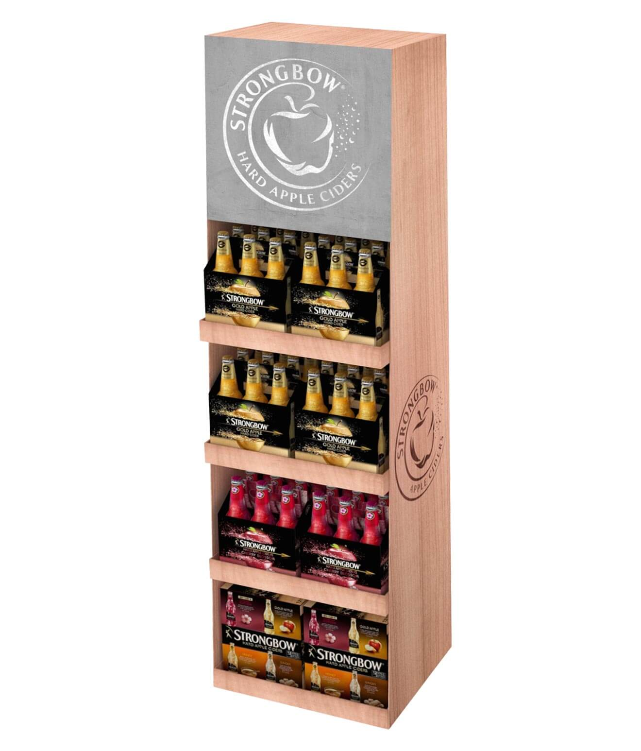 Strongbow-4-case-stacker