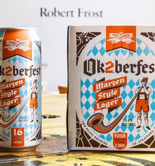 Two Roads Ok2berfest Marzen Now Available in Cans, featured image