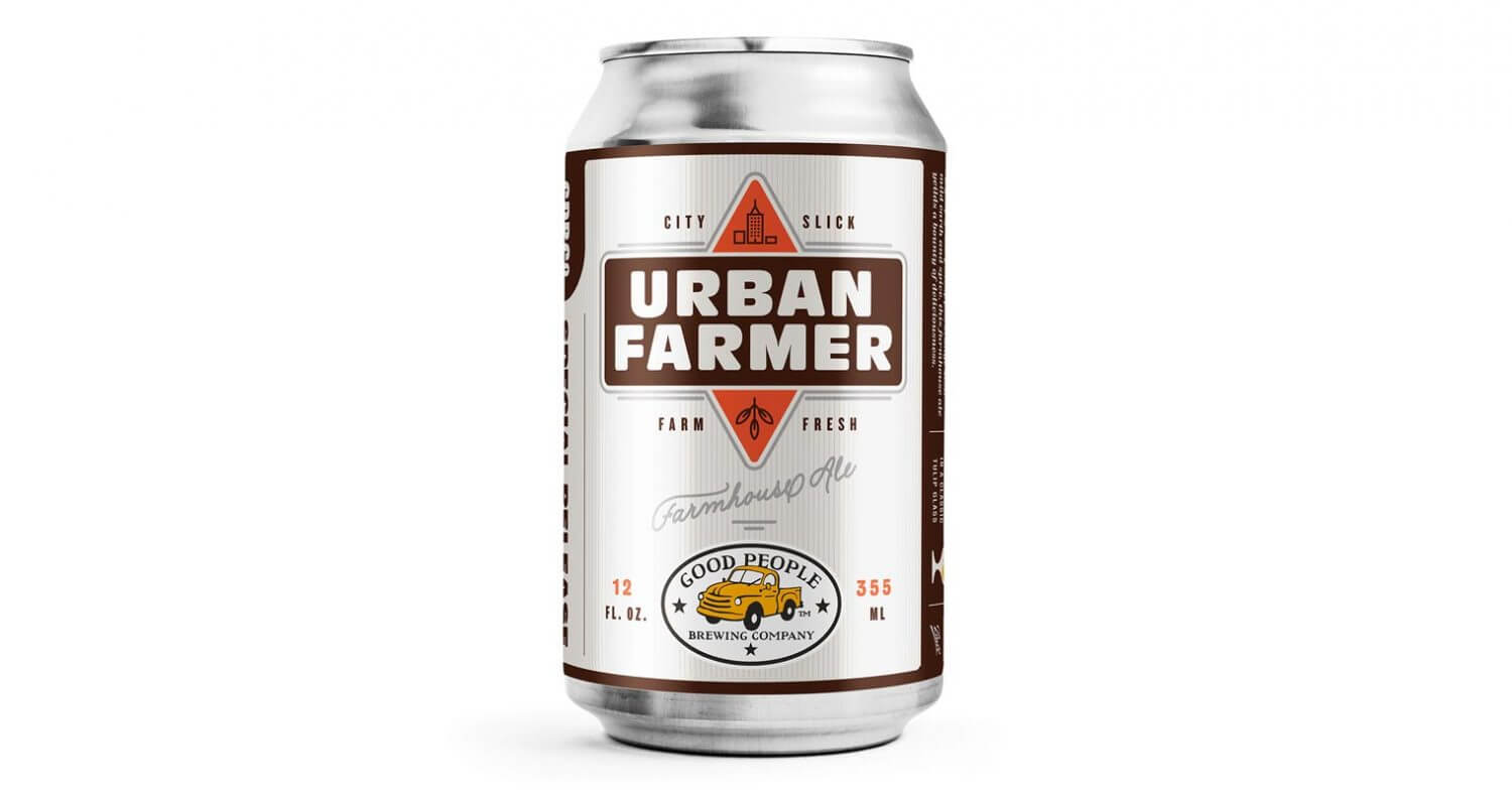 Good People Brewing Co. Releases Urban Farmer, featured image