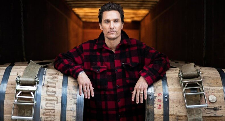 Wild Turkey Announces Matthew McConaughey as Creative Director, featured image