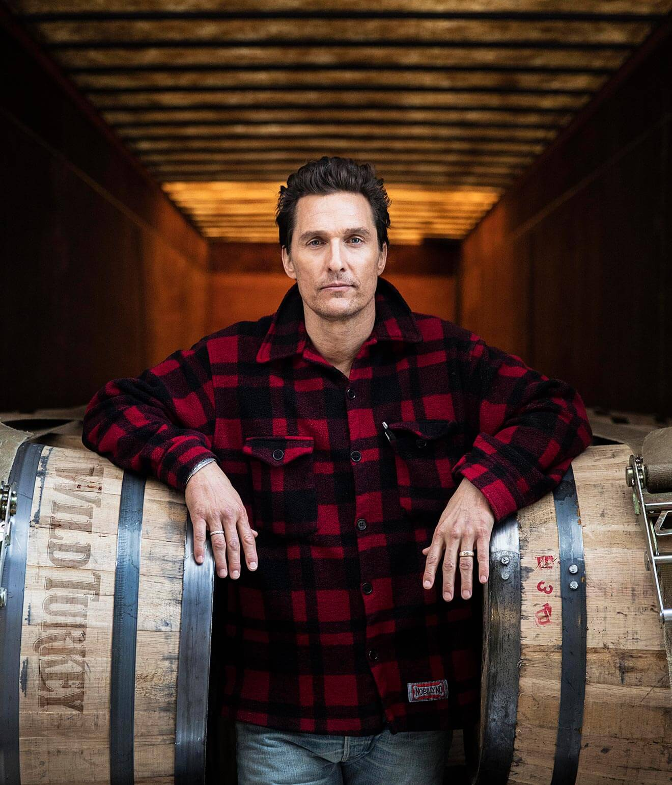 Wild Turkey Announces Matthew McConaughey as Creative Director