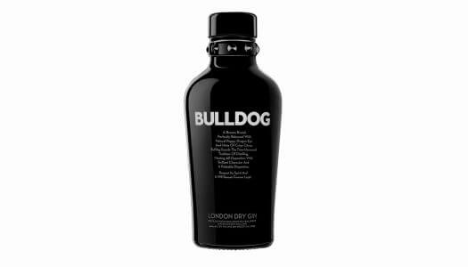 Bulldog Gin Confirmed World's Fastest Growing Premium Gin