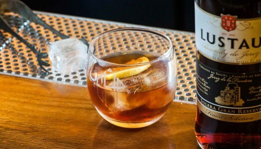 Chilled Magazine and Lustau Announce Winners of Stand Out Cocktail Competition