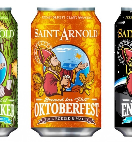 Saint Arnold Brewing Expands Cans to Include Weedwacker and Endeavour, featured image