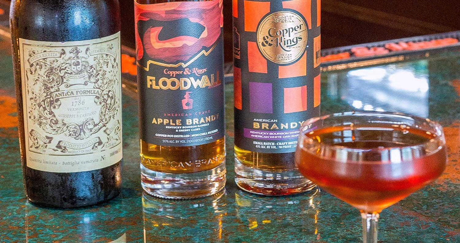 Copper & Kings Launches Floodwall American Apple Brandy, featured image