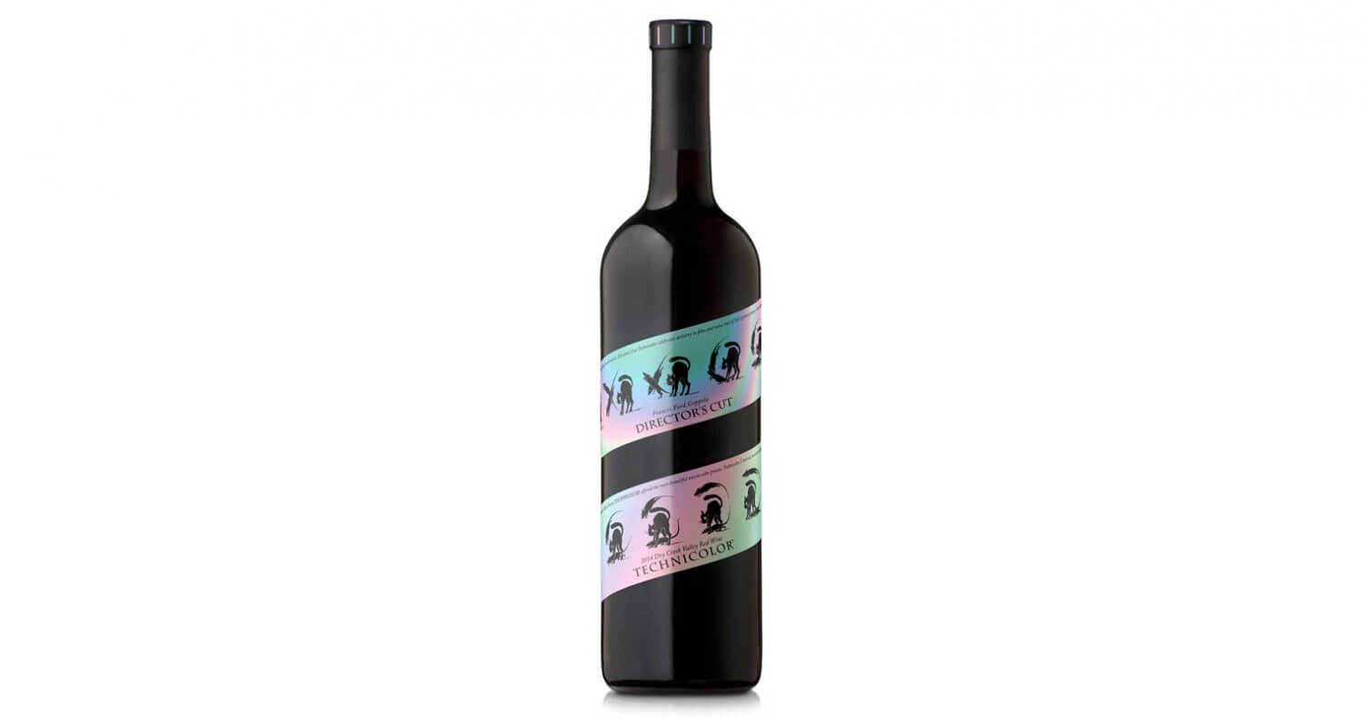 Coppola Winery Releases Director's Cut 2014 Technicolor, featured image