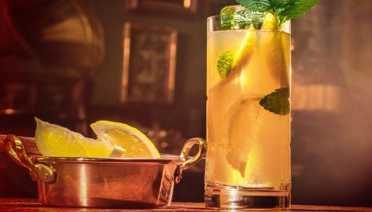 Chilled Drink of the Week: Drambuie Collins