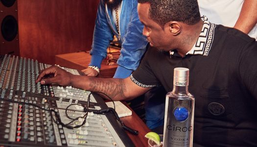 Sean 'Diddy' Combs and CîROC Launch 'Lets Get It' Campaign