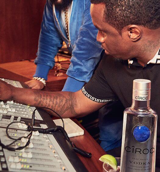 Sean 'Diddy' Combs and CÎROC Launch 'Let's Get It' Campaign, featured image