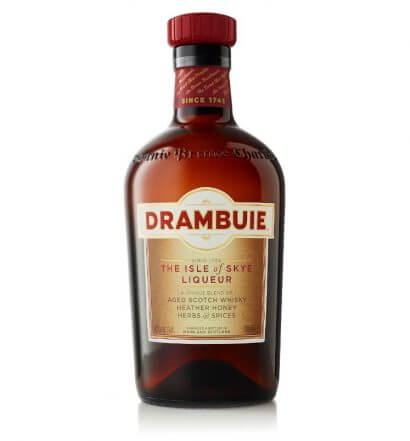 Drambuie Relaunches with Release of New Bottle Design, featured image