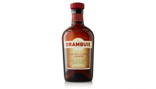 Drambuie Relaunches with Release of New Bottle Design