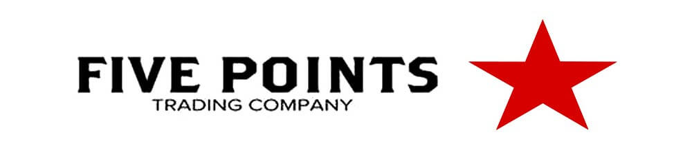 five points trading company logo