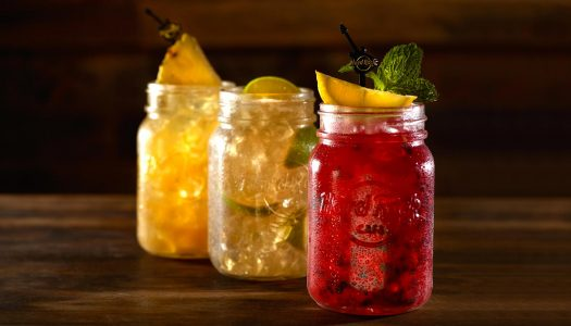 Hard Rock Cafe Seasonal Mason Jar Cocktails
